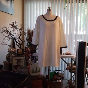 Woman Within sweater dress 1x